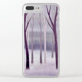 Whitehaven  Woods Dreamscape Clear iPhone Case