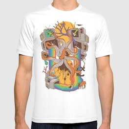 A Fragmented Reality T-shirt