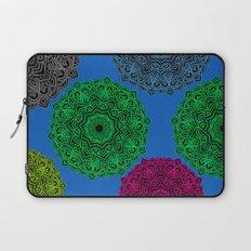 My Angel Spirit Mandhala | Secret Geometry Laptop Sleeve