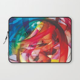 Clusters on mind #1 Laptop Sleeve