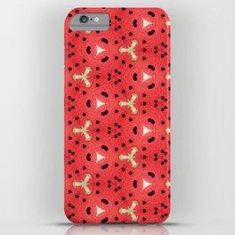 Gabriella Watermelon Slime Design iPhone Case