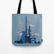Myth & Legend Tote Bag