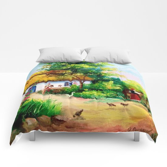 Village house Comforters