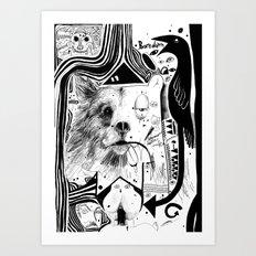 des26 Art Print