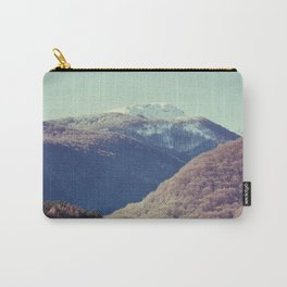 Mountains in the background XIV Carry-All Pouch