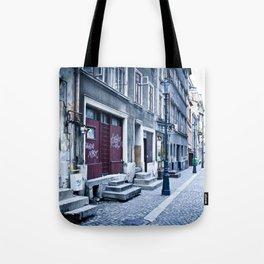 Bucharest Tote Bag