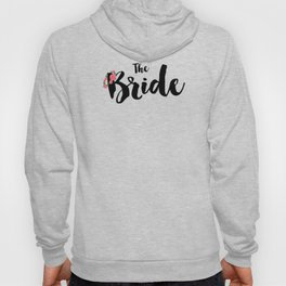 The Floral Bride Hoody