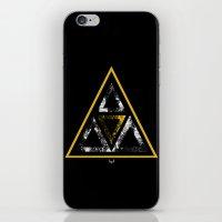 illuminati iPhone & iPod Skins featuring Illuminati by Haych