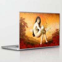 fire emblem awakening Laptop & iPad Skins featuring Awakening by Diogo Verissimo