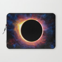 Artistic XCV - Solar Eclipse Laptop Sleeve