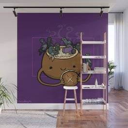 Food Series - Chowder Bread Bowl Wall Mural
