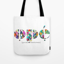 party ope Tote Bag