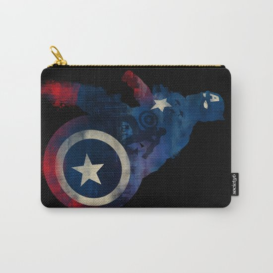 For Truth And Justice Carry-All Pouch