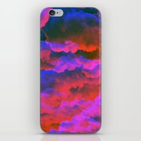 moss iPhone & iPod Skins featuring Moss by Tyler Spangler