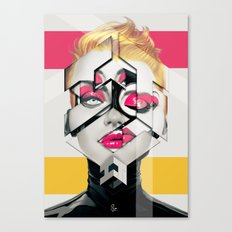 Shape - 2 Canvas Print