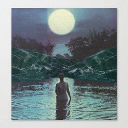 Moon Child Canvas Print