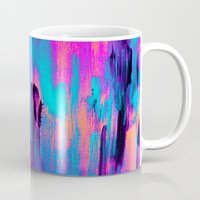 paradise Mugs featuring Paradise by Elisabeth Fredriksson