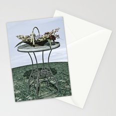 Basket of Flowers Stationery Cards