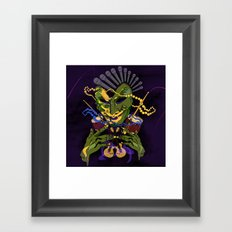 Idol Music Framed Art Print