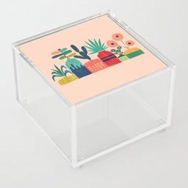 Plant mania Acrylic Box