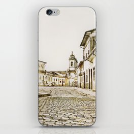 Historical city iPhone Skin