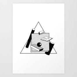 iconic Art Print
