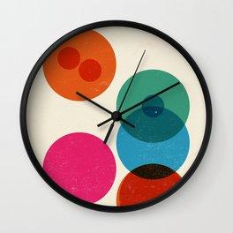 Division II Wall Clock