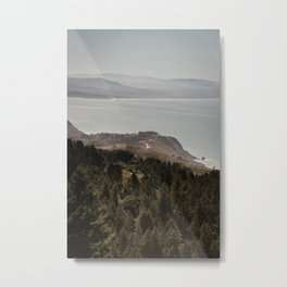 Stinson Beach Metal Print