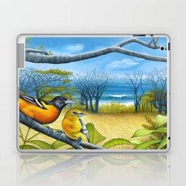 Surf Report Laptop & iPad Skin