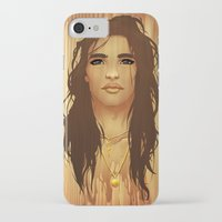 native american iPhone & iPod Cases featuring Native American by Kimball Gray