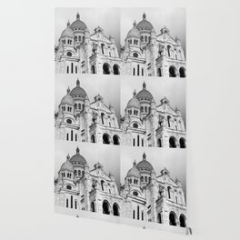 Sacre Coeur Montmartre Paris Wallpaper