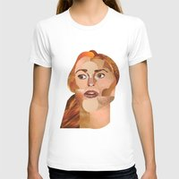 lindsay lohan T-shirts featuring Lindsay Lohan  by Rebecca Singer Illustration