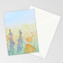 You Belong Among The Wildflowers Stationery Cards
