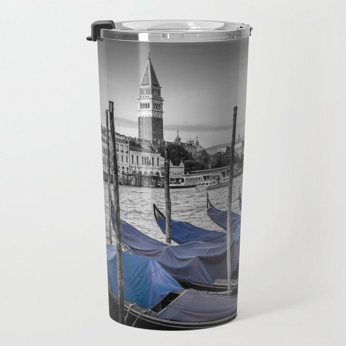 VENICE Grand Canal and St Mark's Campanile Travel Mug