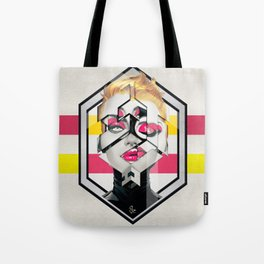 Shape - 2 Tote Bag