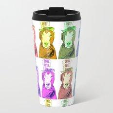 Pop Art Dogs Travel Mug