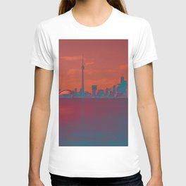 CN Tower skyline T-shirt