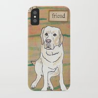 best friend iPhone & iPod Cases featuring Best Friend  by Tammy Kushnir