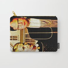 Dwight Schrute & Angela Martin (The Office: American Gothic) Carry-All Pouch