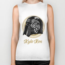 Kylo Ren Biker Tank