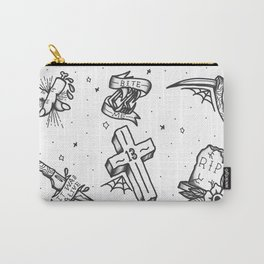 Halloween Flash Sheet Carry-All Pouch