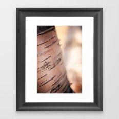 Scar Tissue Framed Art Print