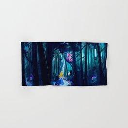 Alice in Wonderland Hand & Bath Towel