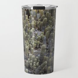 Field of Cacti Dreams Travel Mug