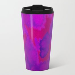 Pink Purple Travel Mug