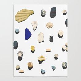 Beachcombing Poster