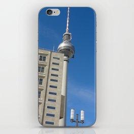 Berlin TV Tower II iPhone Skin