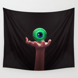 Watching you Wall Tapestry