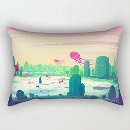 PHAZED PixelArt 5 Rectangular Pillow