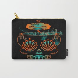 Candy skull  Carry-All Pouch